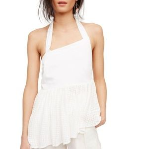 NWT Free People Just Cant Get Enough Top